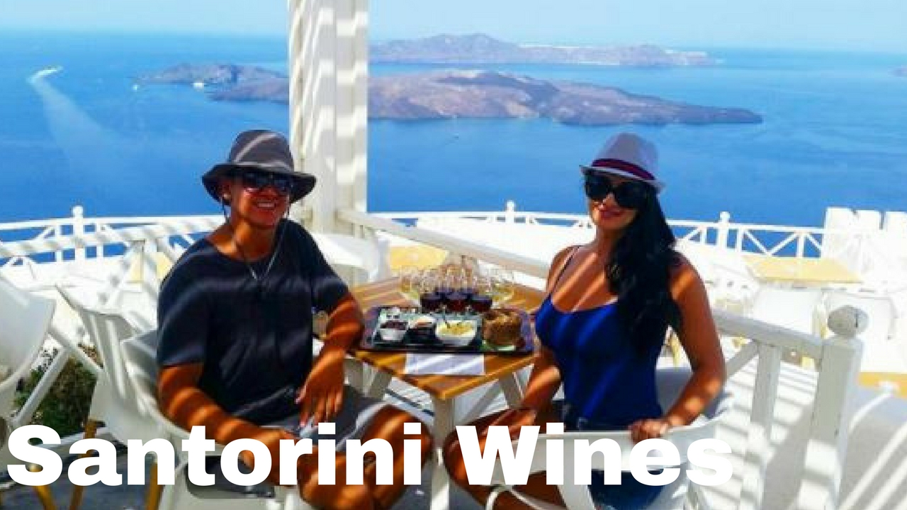 Santorini Wines