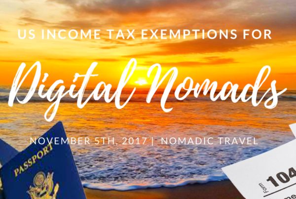 US Digital Nomad Tax Exemptions