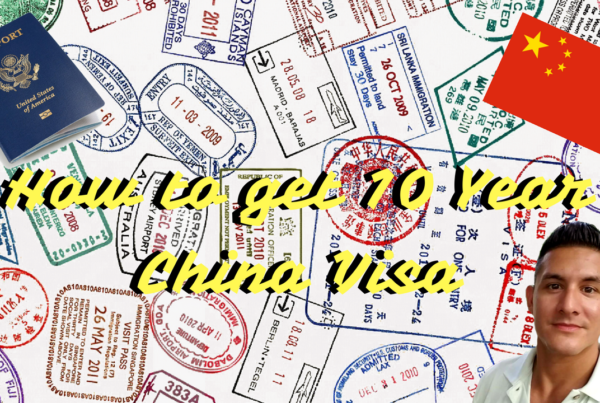 10 year china visa