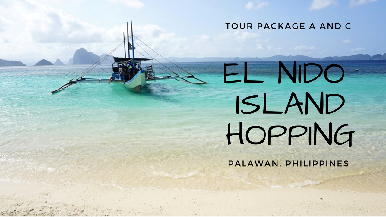 el nido tour package a and c