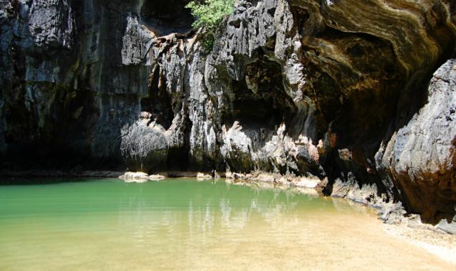 el nido tour package secret lagoon