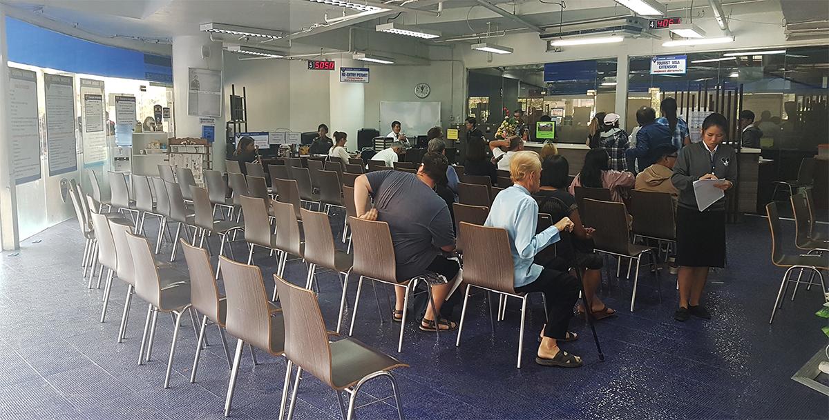 Thai Visa Extension Chiang Mai