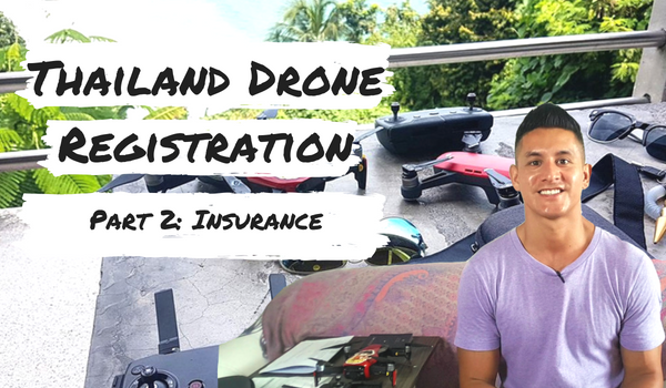 thailand drone insurance