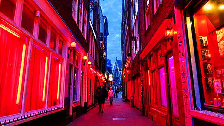 3 Days in Amsterdam, 3 Days in Amsterdam