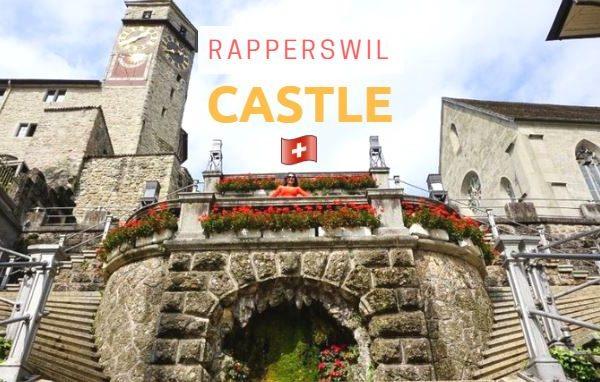 Rapperswil Castle Switzerland