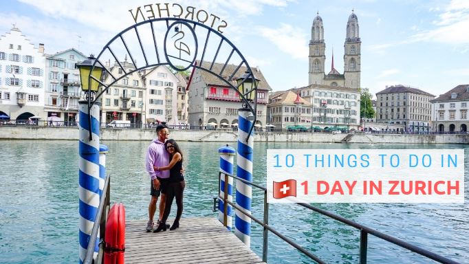 1 Day in Zurich: 10 Things to do