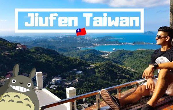 Jiufen Taiwan - Nomadic Travel