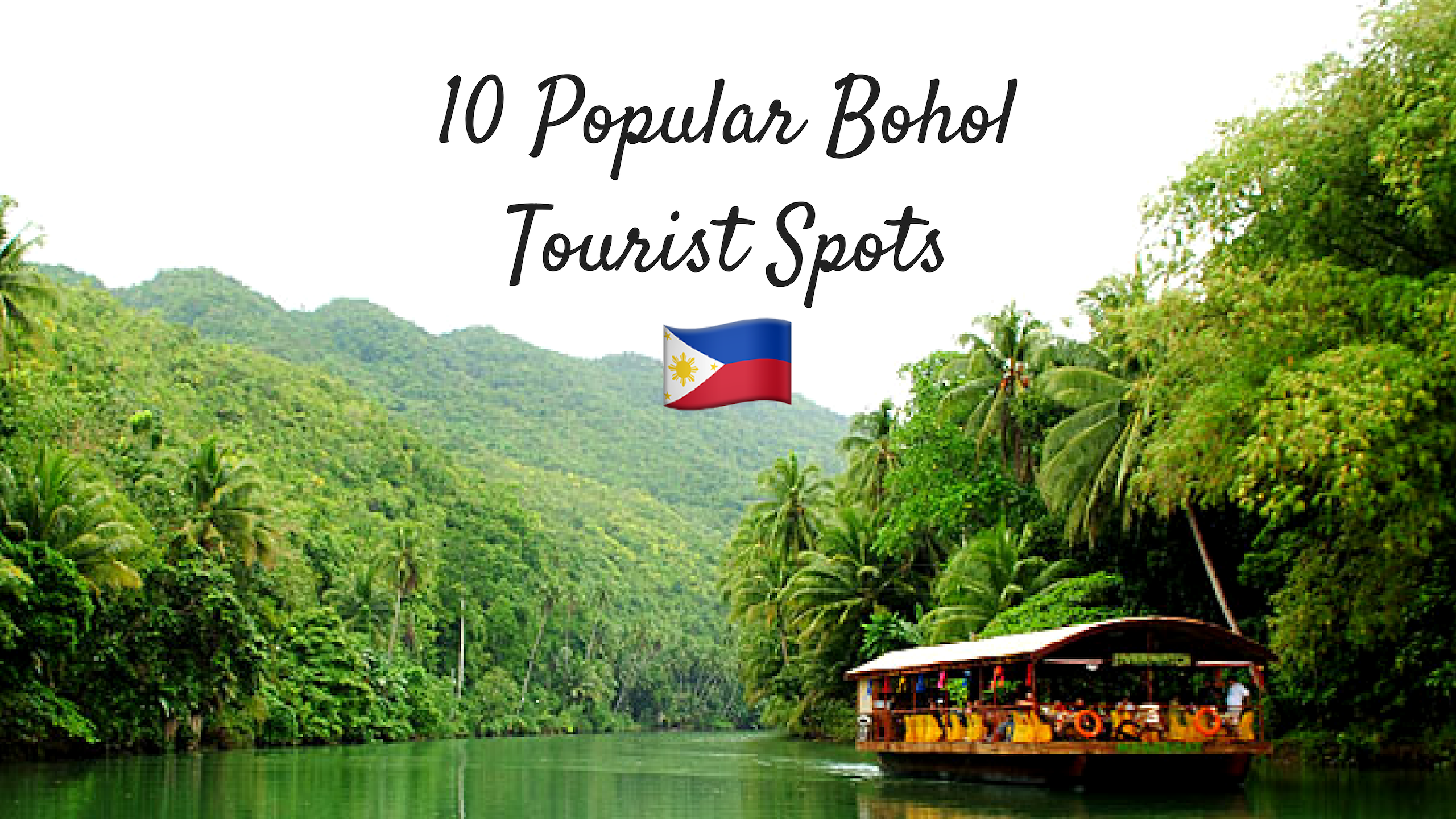 Bohol Tourist Spots