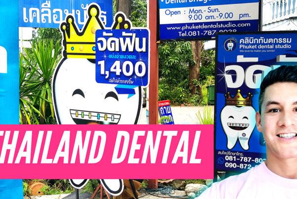 dentist phuket thailand