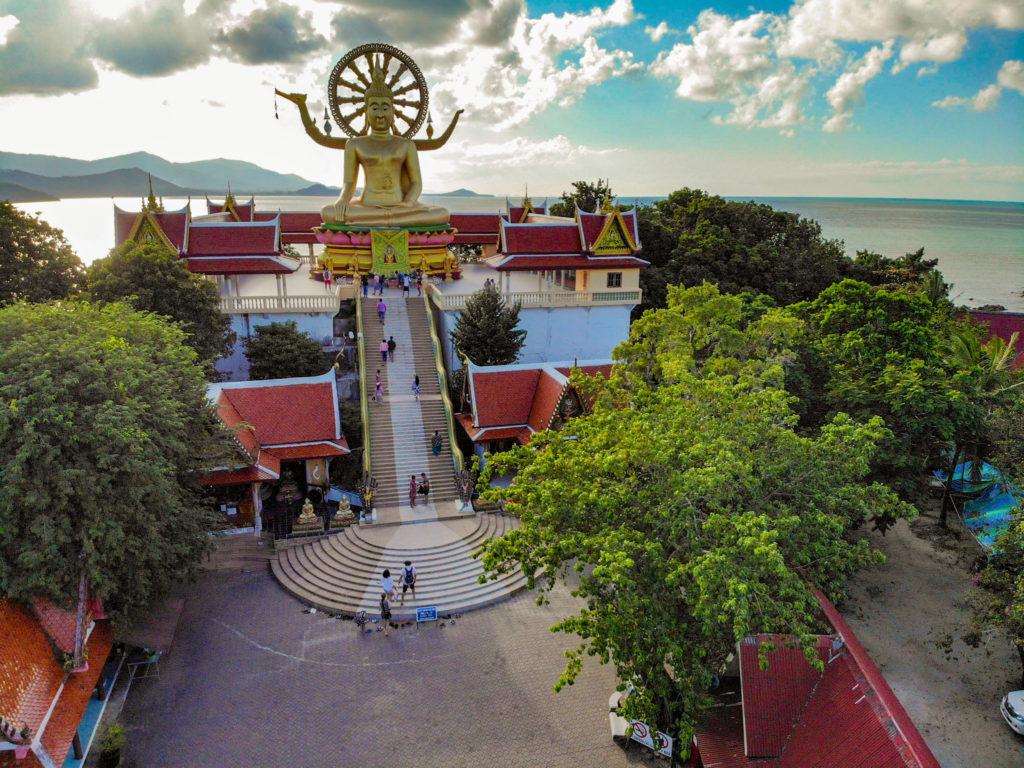 big buddha temple samui