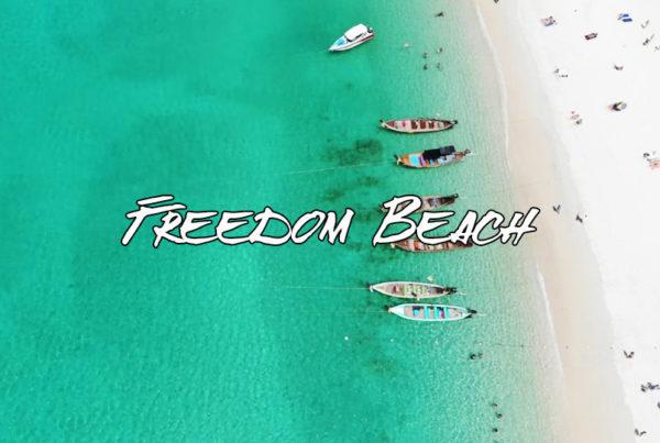 freedom beach phuket blog cover