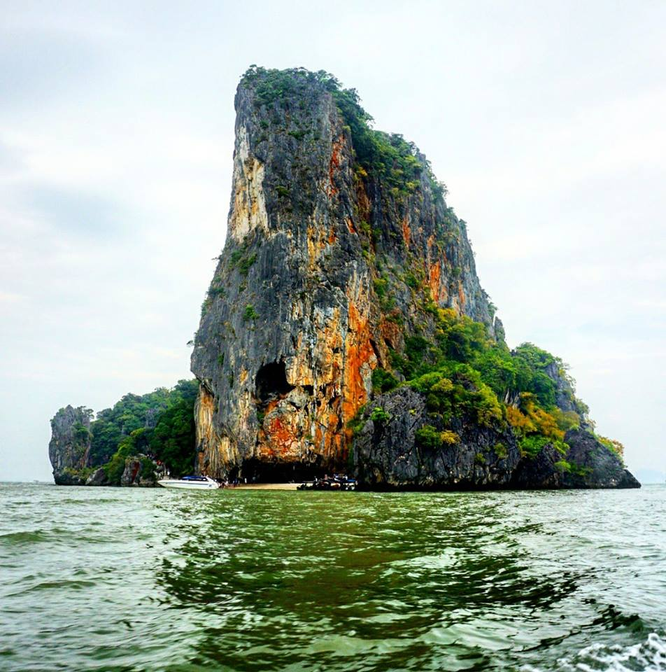 james bond island boat tour