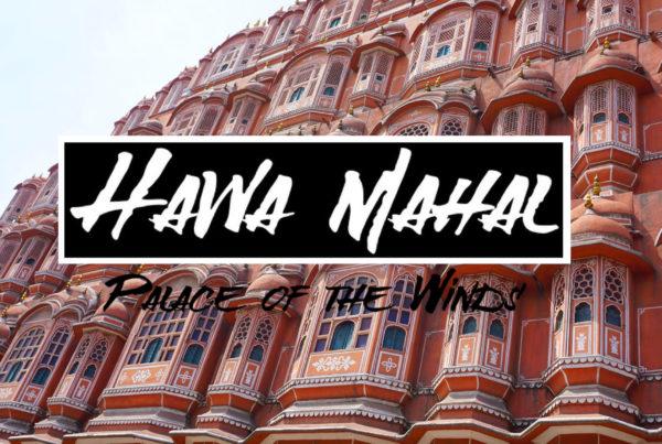 hawa mahal palace of the winds