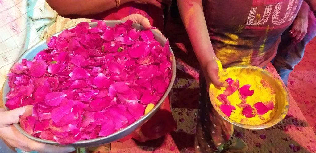 holi traditions