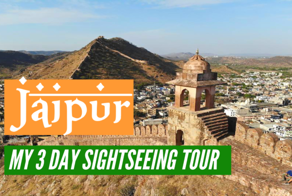 jaipur sightseeing tour with nomadic nava