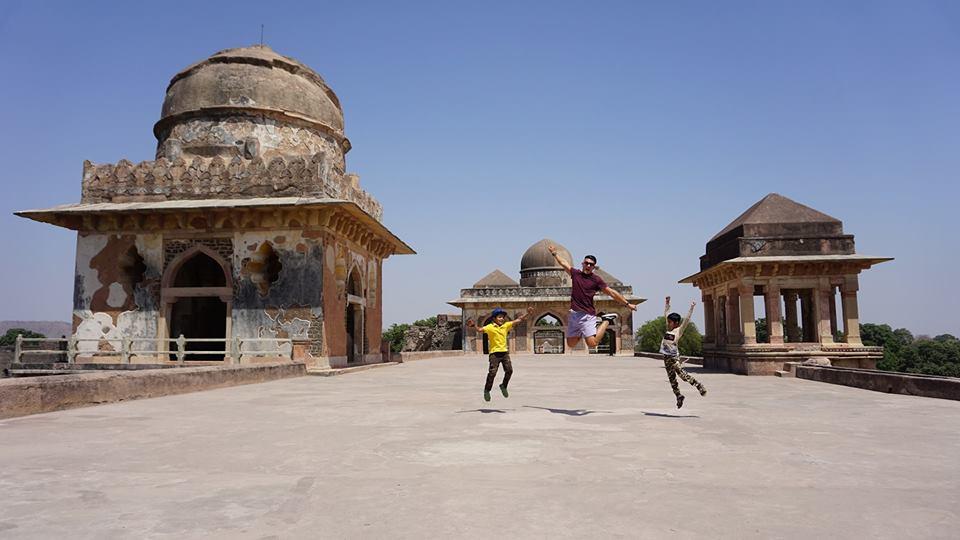 Jahaz Mahal Mandu, Jahaz Mahal Mandu