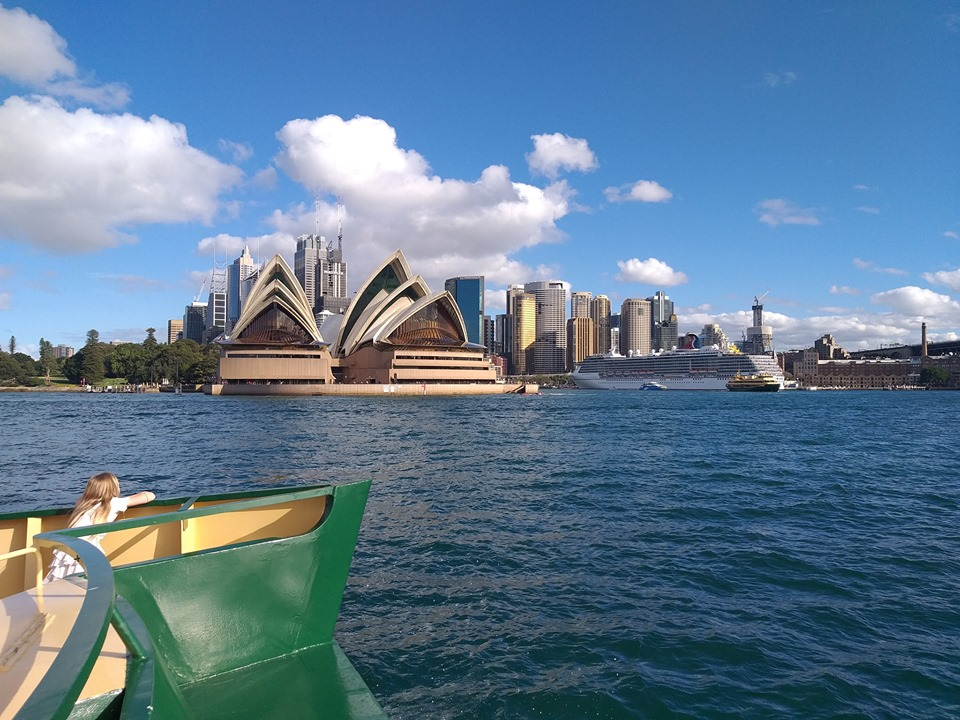 Sydney Harbor Nomadic Travel