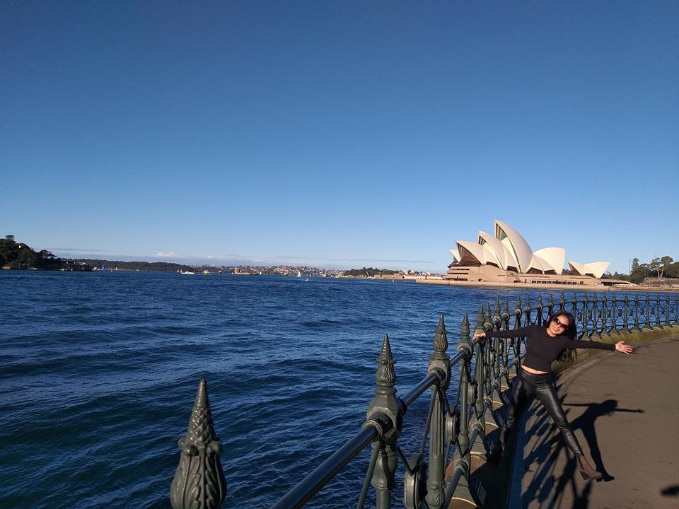 The Rocks Sydney Nomadic Nava