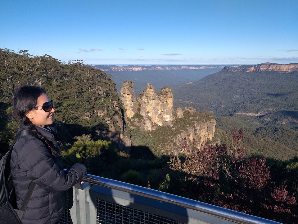 Three Sisters Blue Mountains Krujanie Yoga