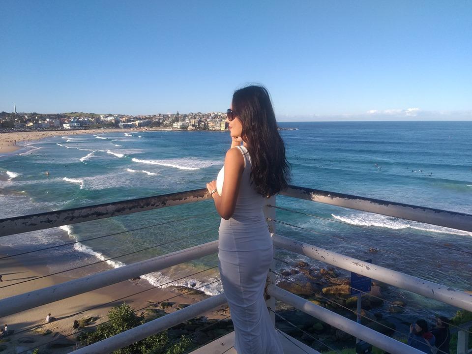 Sydney Beach Krujanie