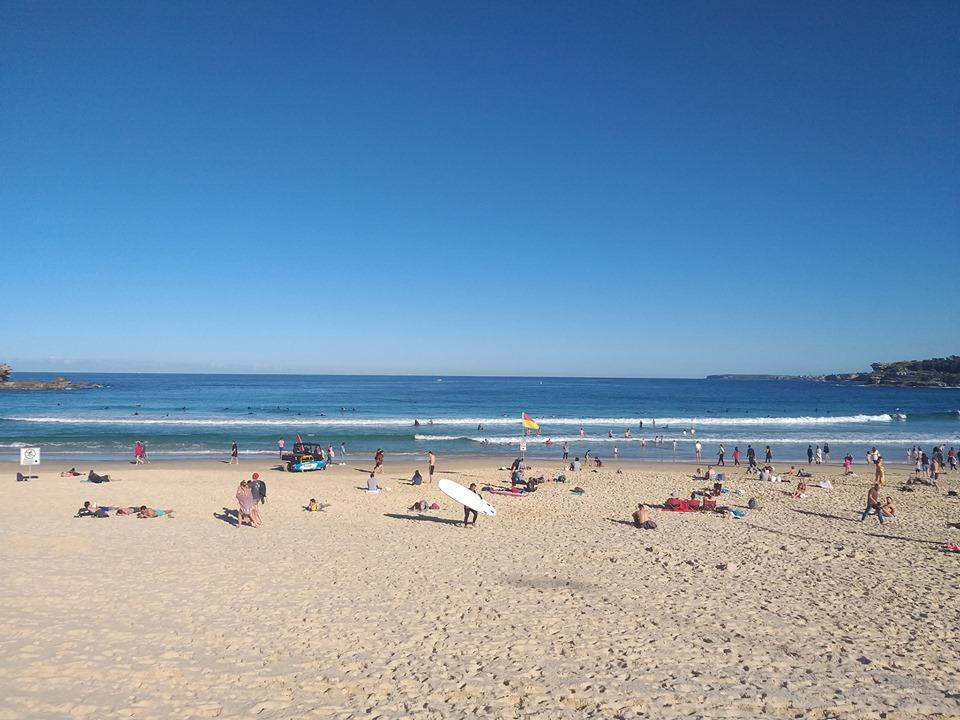 Visiting Bondi Beach in Sydney, Visiting Bondi Beach