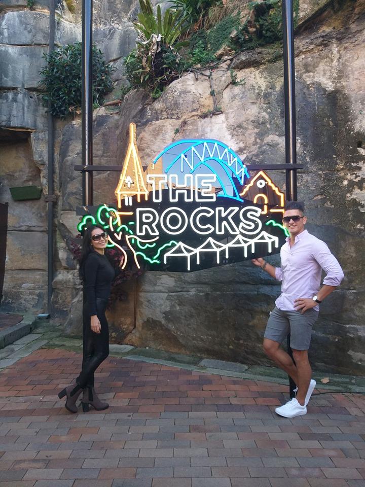 The Rocks Sydney Nomadic Travel