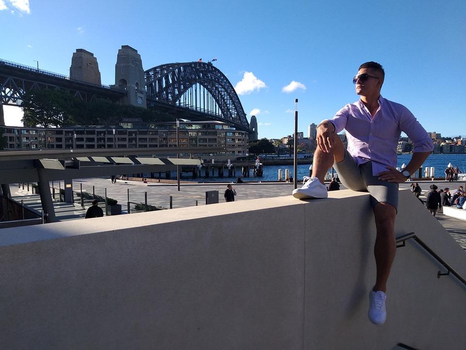 Sydney Harbour Bridge Nomadic Nava