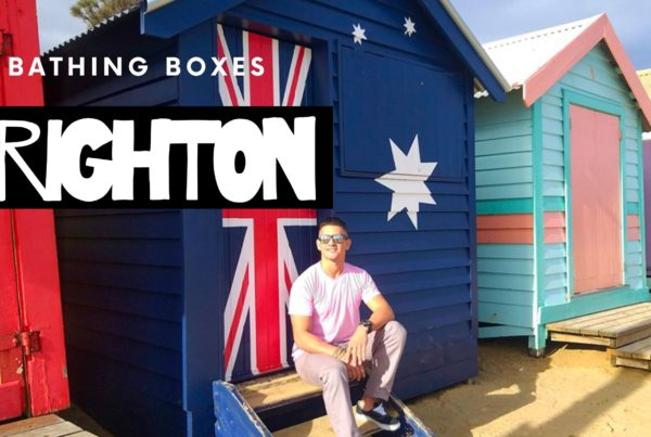 Melbourne Brighton Bathing Boxes