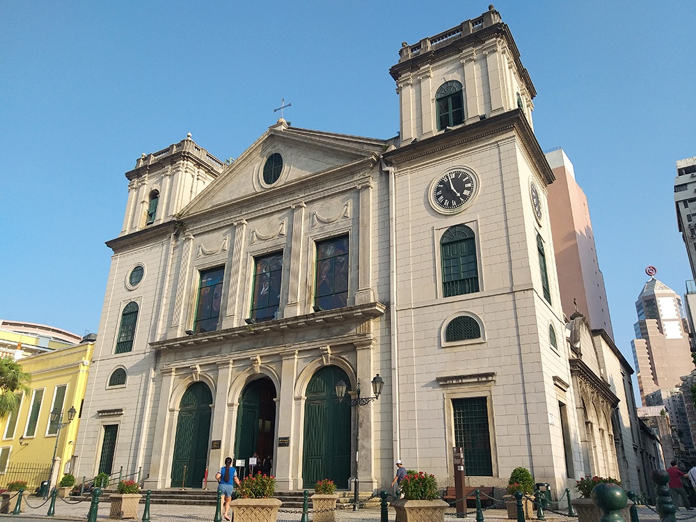 Macau Nativity Church