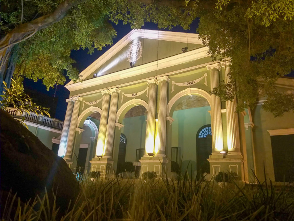 dom pedro theatre Macau
