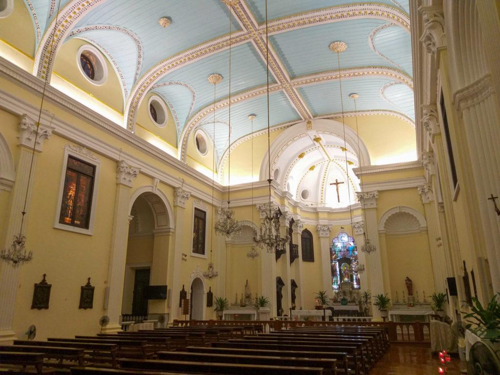 St Laurence Church Macau