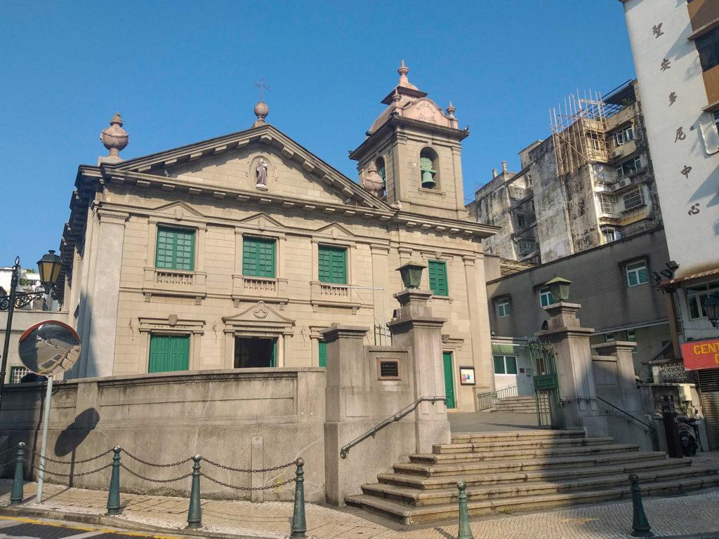 St. Lazarus parish macau