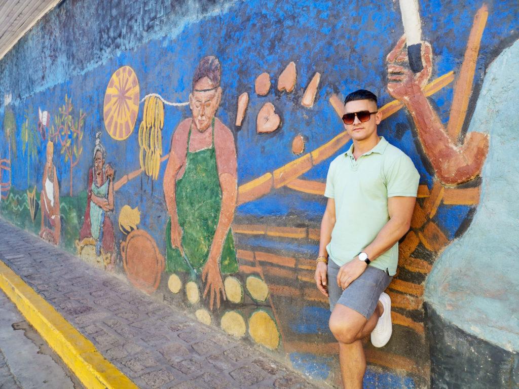 Honduran Wall Art