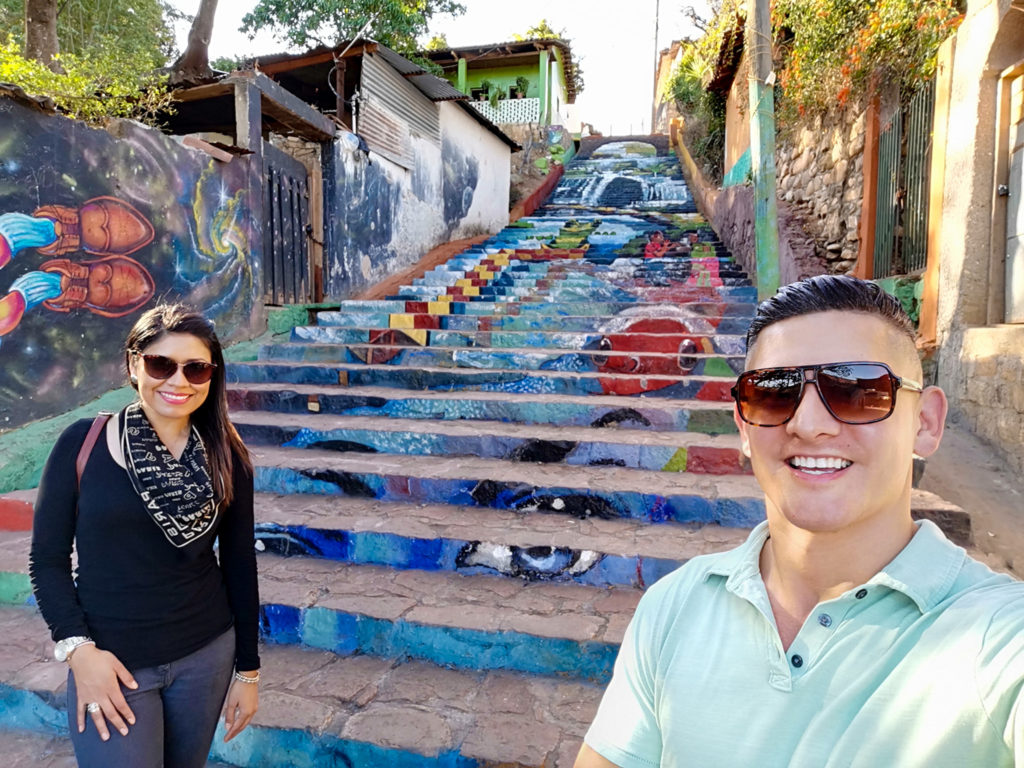 Cantarranas Honduras with Keren Mariel Romero