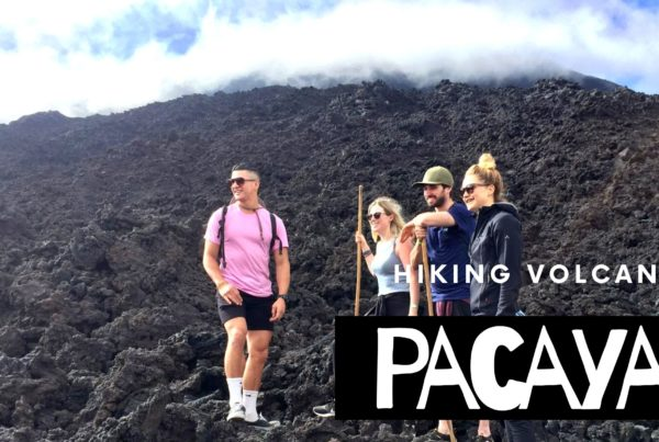 Pacaya Volcano Hike outside Antigua