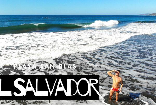 Playa San Blas El Salvador