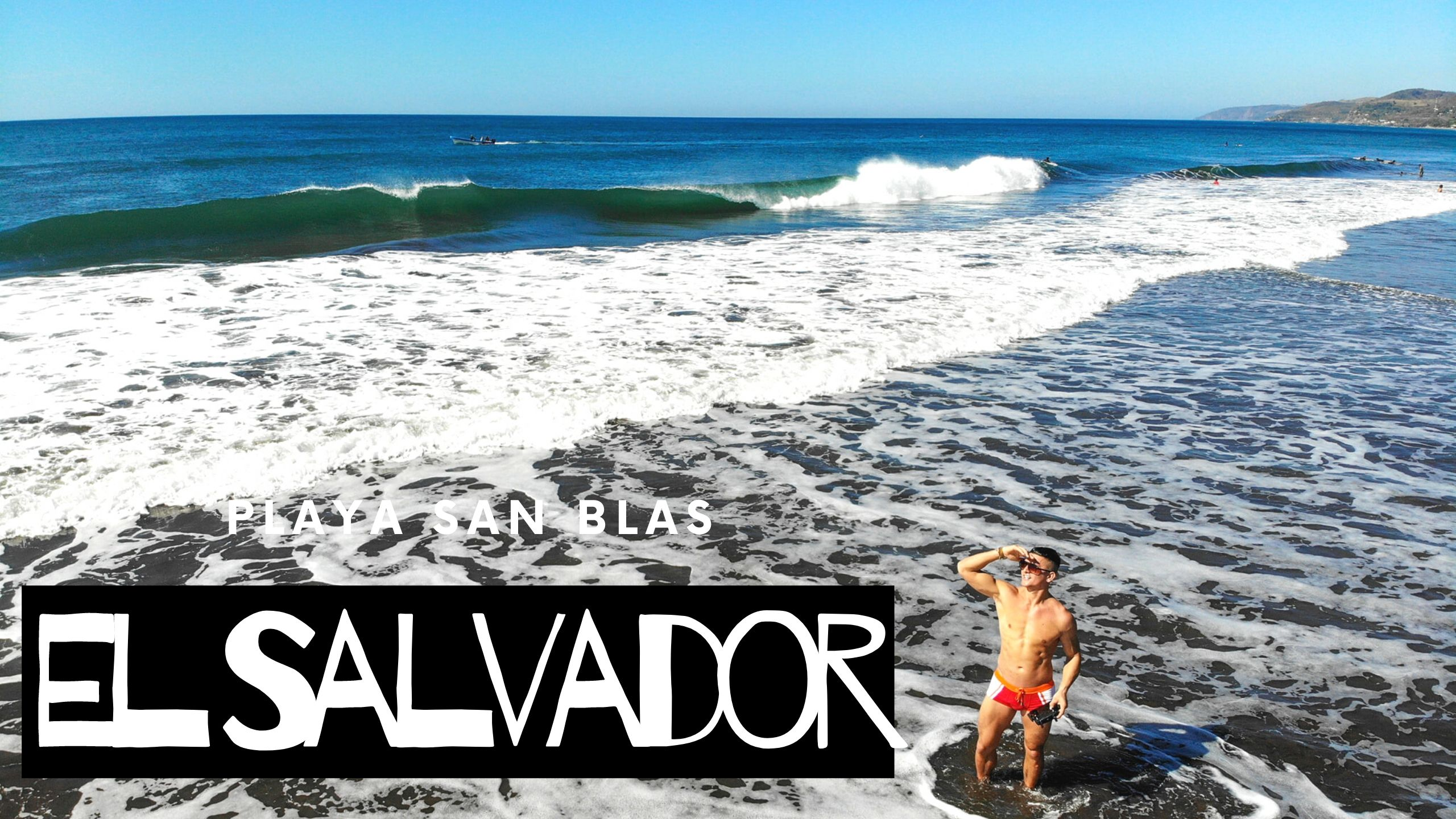 Playa San Blas Beach El Salvador