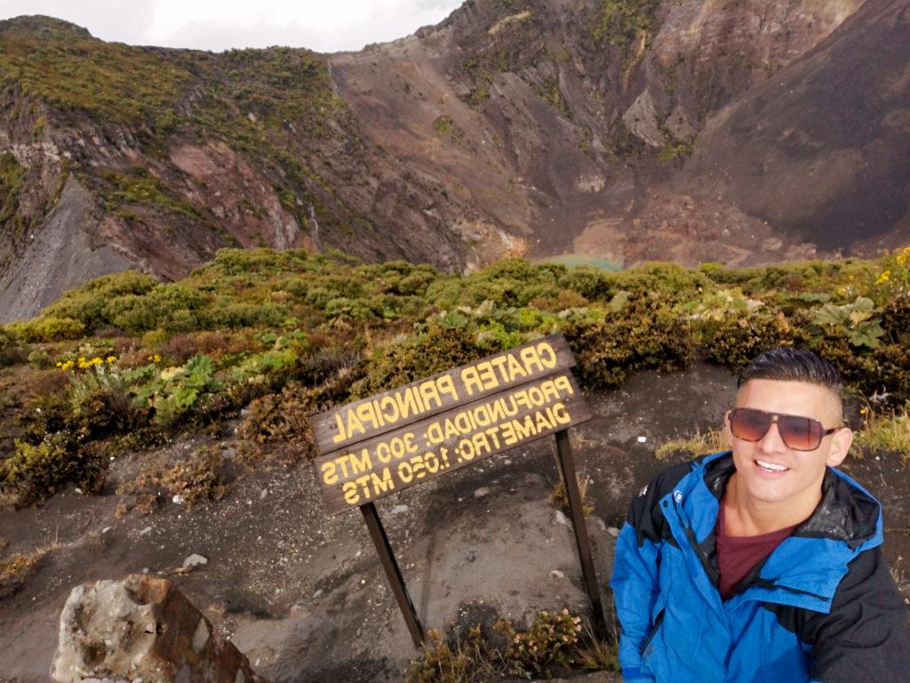 Volcan Irazu in Costa Rica Nomadic Travel Blog