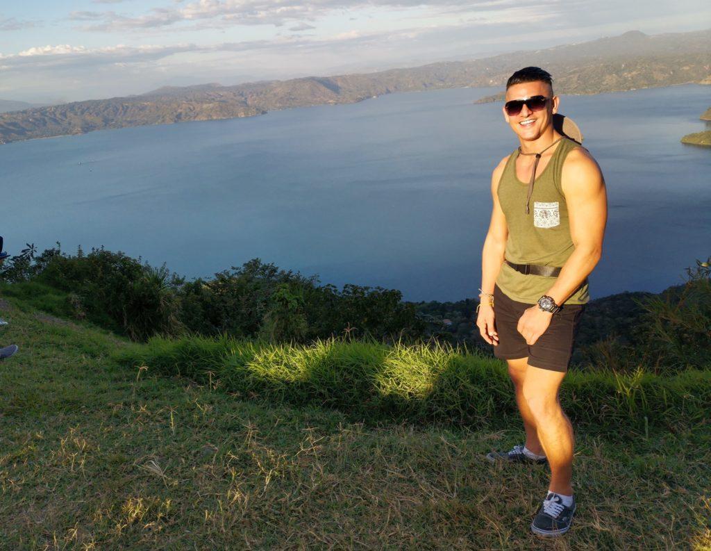 volcan ilapango el salvador nomadic nava