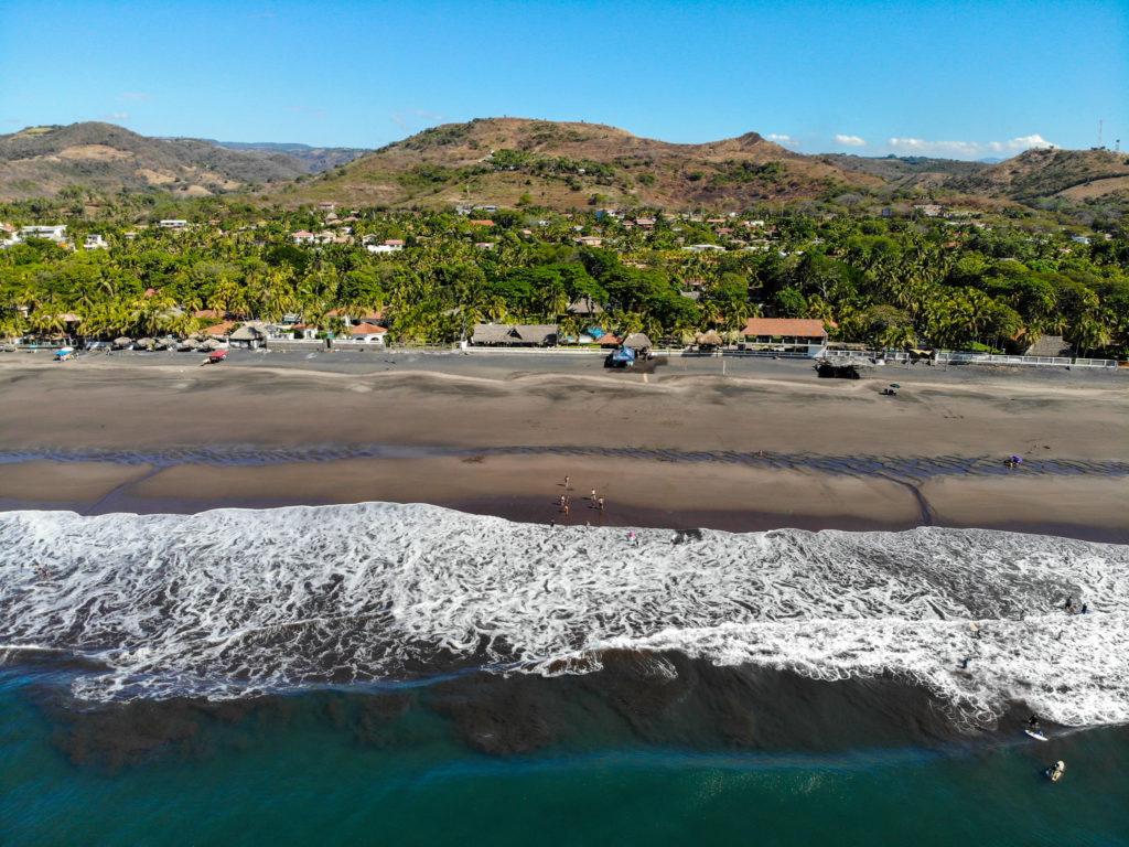 Playa San Blas, Playa San Blas Beach El Salvador