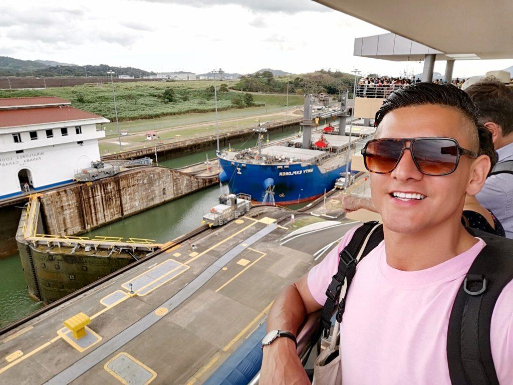 panama canal nomadic nava