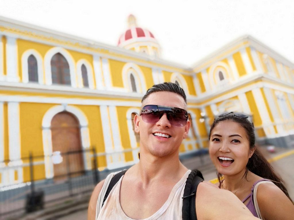 Granada Nicaragua nomadicnava