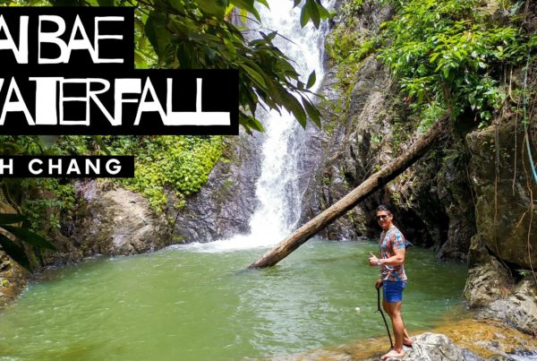 kai bae waterfall koh chang