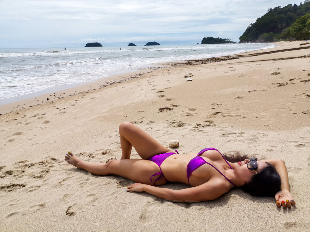 kru janie yoga beach thailand