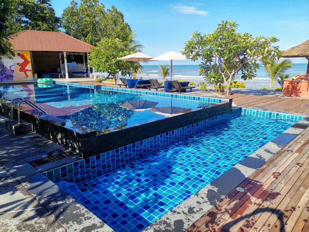 nature beach resort koh chang thailand nomadic travel blog