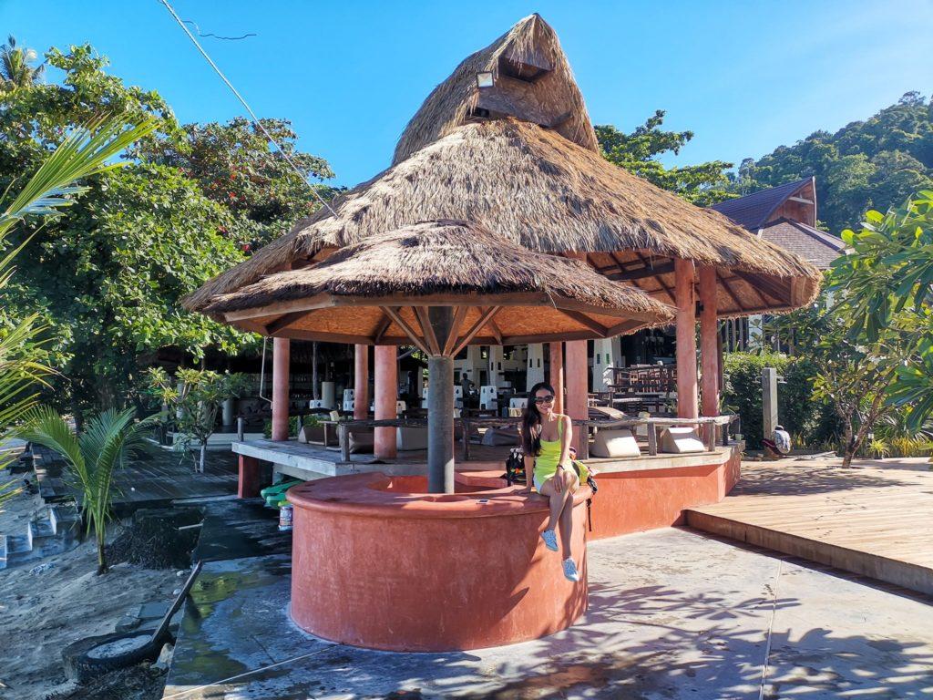 kru janie yoga koh chang nature beach resort
