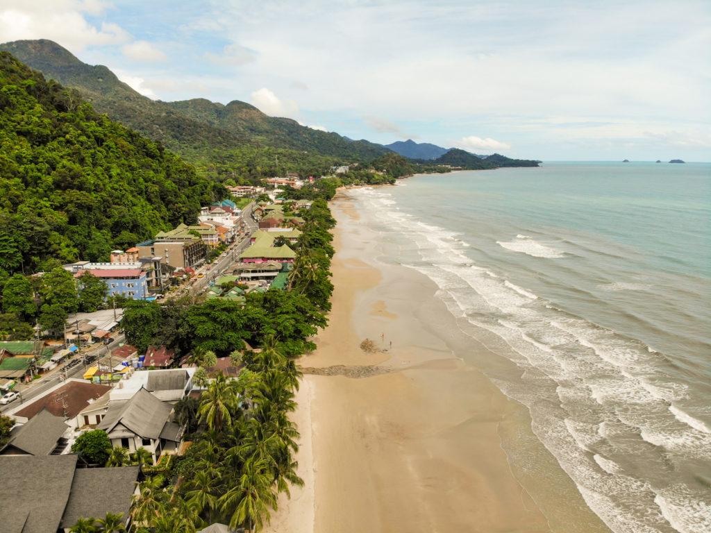 kai bae beach nomadic travel