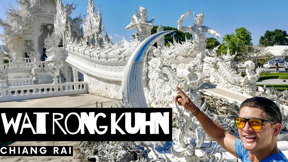 Wat Rong Kuhn Chiang Rai